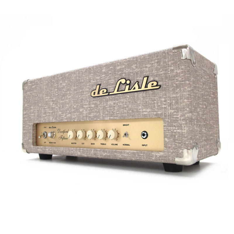 de Lisle Dartford 15 Amplifier
