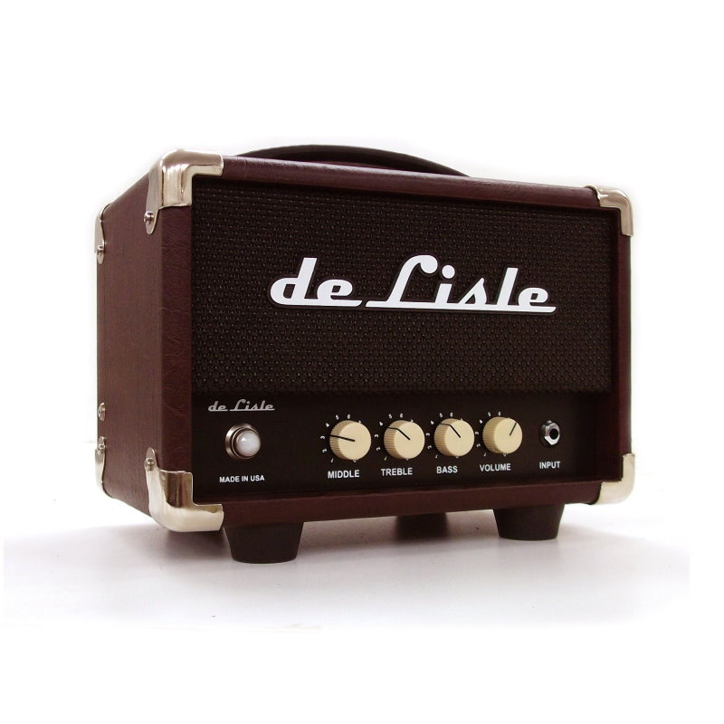 de Lisle King Baby Amplifier